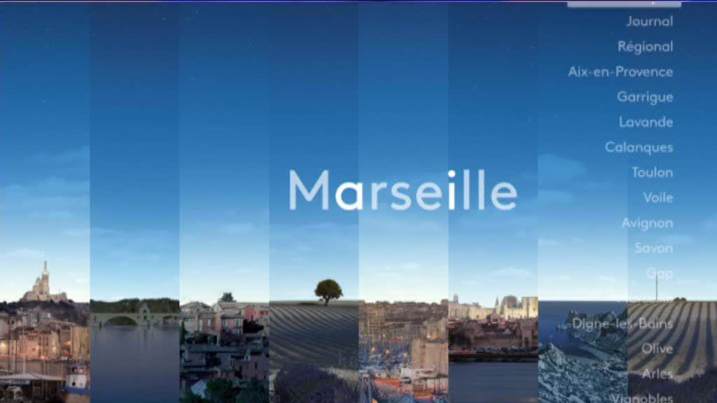 Edition de proximité - La page Marseille