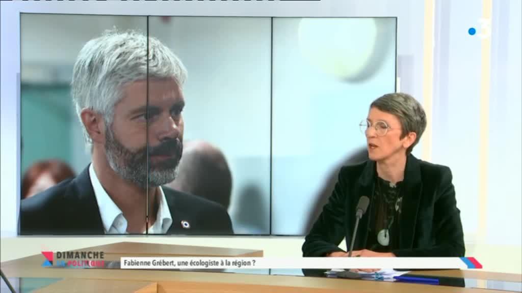 Invitée : Fabienne Grébert, candidate EELV aux prochaines élections Régionales